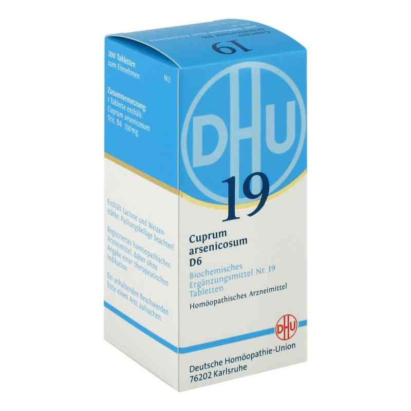 Biochemie Dhu 19 Cuprum arsenicosum D 6 Tabletten  bei apo-discounter.de bestellen