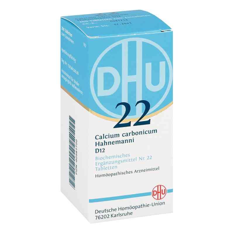 Biochemie Dhu 22 Calcium carbonicum D12 Tabletten  bei apo-discounter.de bestellen