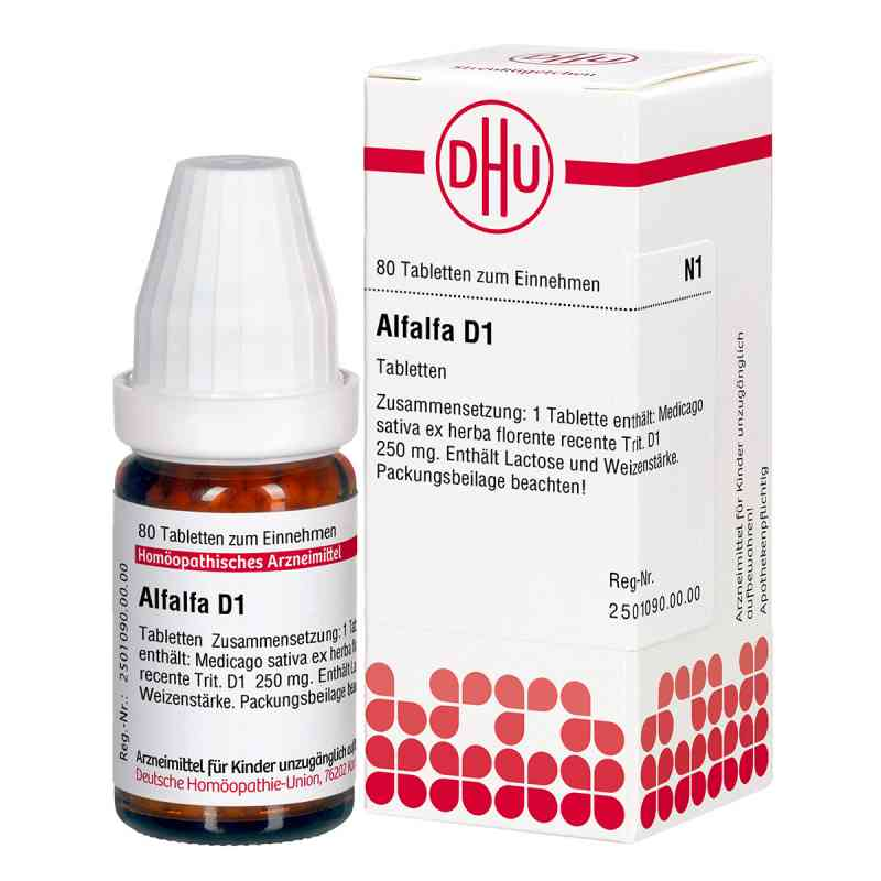 Alfalfa D1 Tabletten  bei apo-discounter.de bestellen
