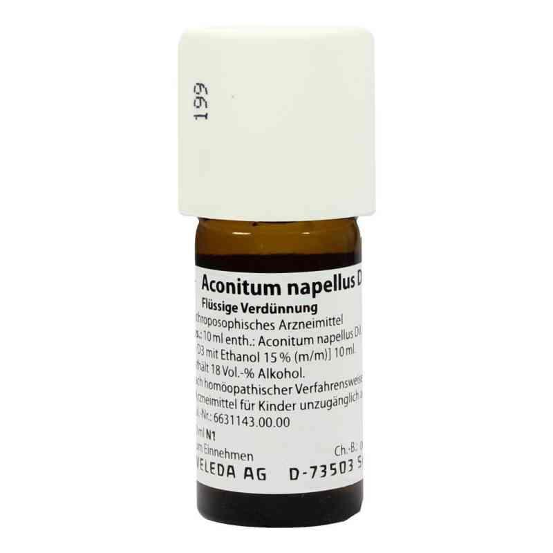 Aconitum Napellus D30 Dilution  bei apo-discounter.de bestellen