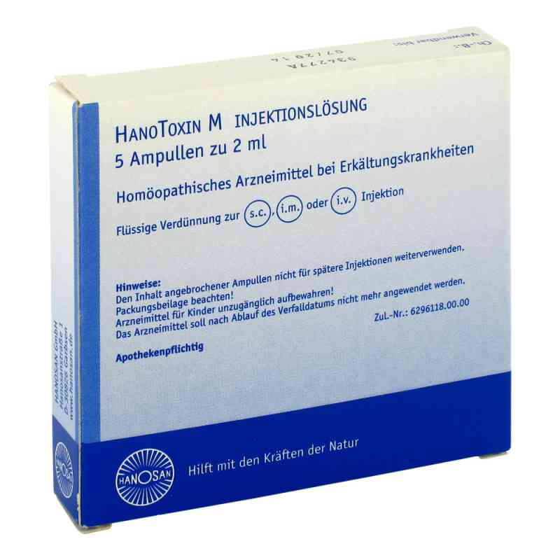 Hanotoxin M Injektionslösung  bei apo-discounter.de bestellen
