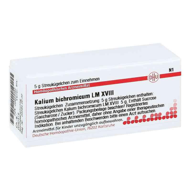 Lm Kalium Bichromicum Xviii Globuli  bei apo-discounter.de bestellen