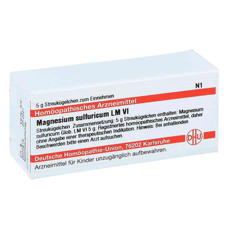 Lm Magnesium Sulfuricum Vi Globuli  bei apo-discounter.de bestellen