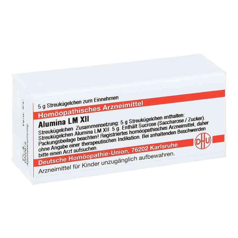 Lm Alumina Xii Globuli  bei apo-discounter.de bestellen