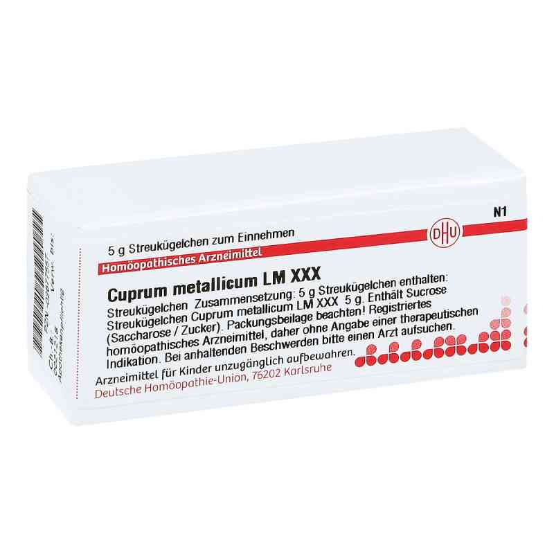 Lm Cuprum Metallicum Xxx Globuli  bei apo-discounter.de bestellen