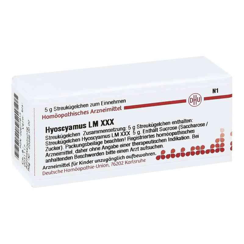 Lm Hyoscyamus Xxx Globuli  bei apo-discounter.de bestellen