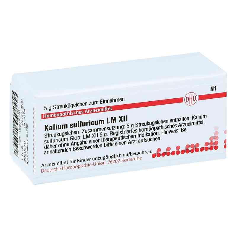 Lm Kalium Sulfuricum Xii Globuli  bei apo-discounter.de bestellen