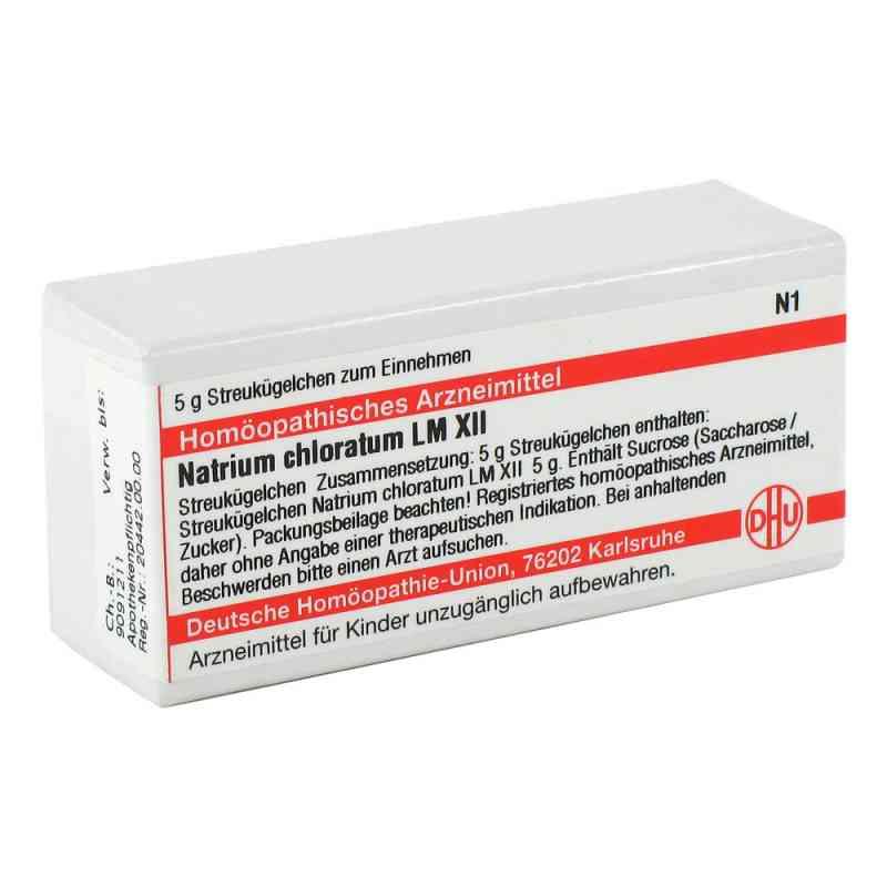Lm Natrium Chloratum Xii Globuli  bei apo-discounter.de bestellen