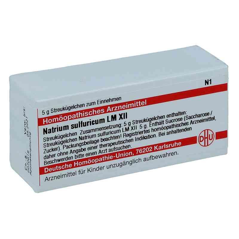 Lm Natrium Sulfuricum Xii Globuli  bei apo-discounter.de bestellen