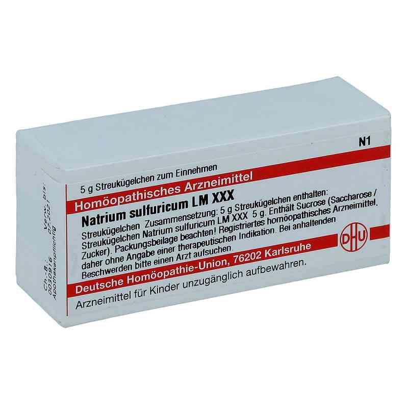 Lm Natrium Sulfuricum Xxx Globuli  bei apo-discounter.de bestellen