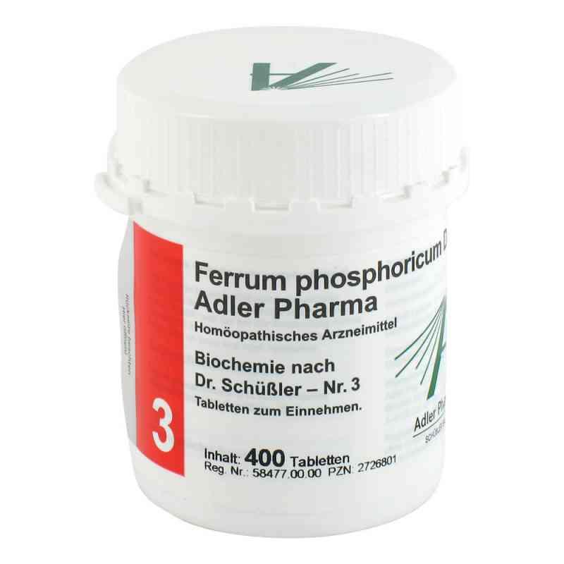 Biochemie Adler 3 Ferrum phosphoricum D 12 Adl.p. Tabletten   bei apo-discounter.de bestellen