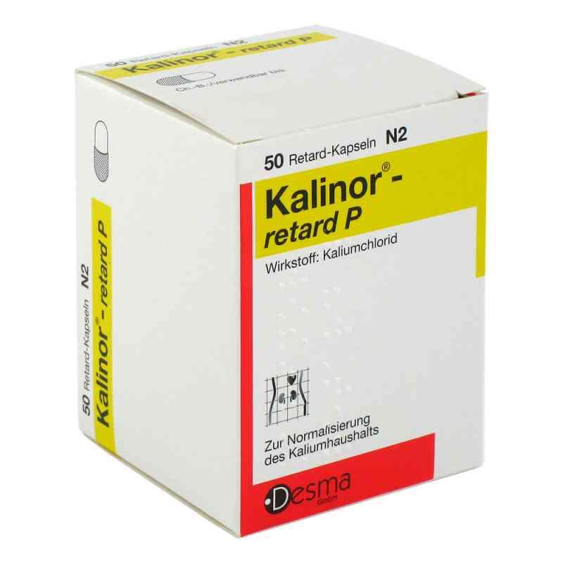 Kalinor retard P 600 mg Hartkapseln  bei apo-discounter.de bestellen