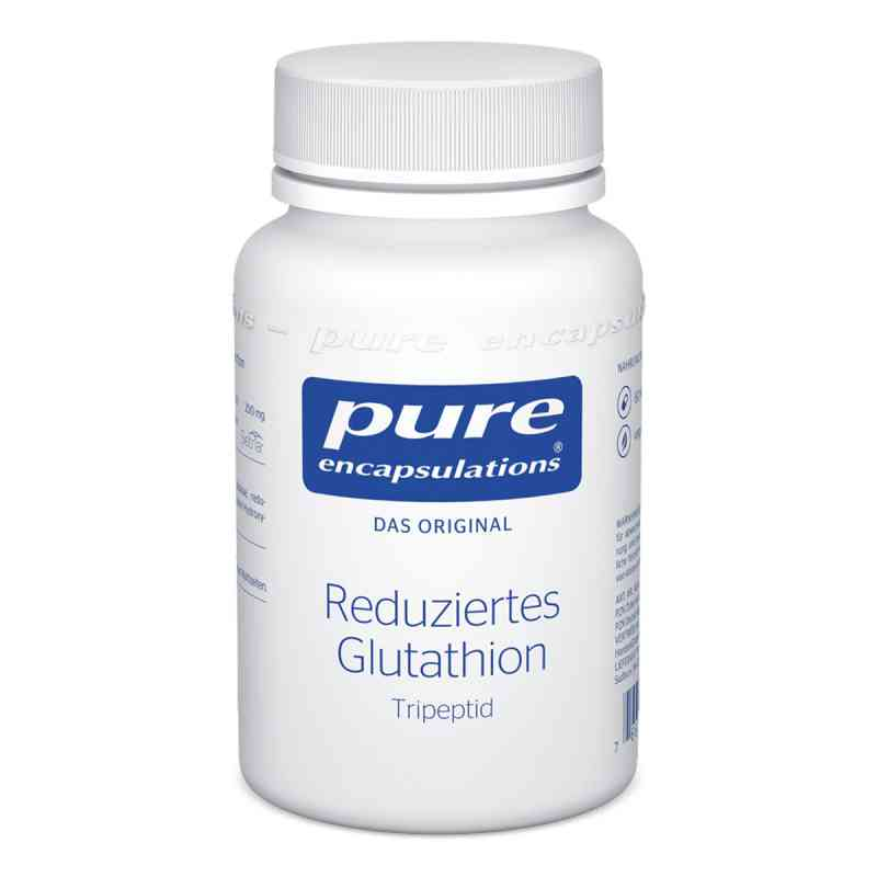 Pure Encapsulations Reduziertes Glutathion Kapseln  bei apo-discounter.de bestellen