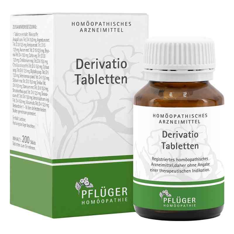 Derivatio Tabletten  bei apo-discounter.de bestellen