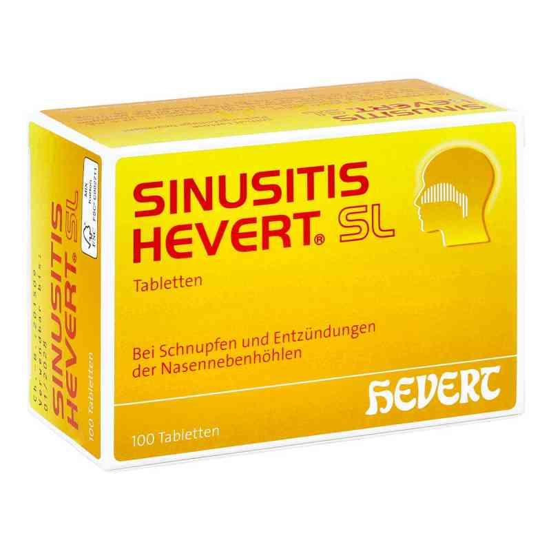 Sinusitis Hevert Sl Tabletten  bei apo-discounter.de bestellen