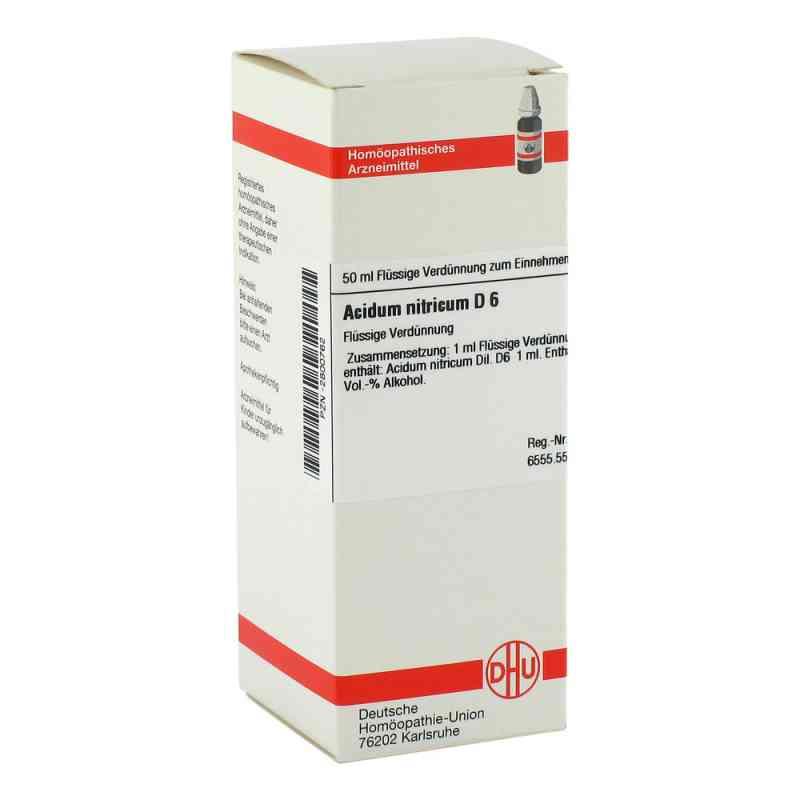 Acidum Nitricum D6 Dilution  bei apo-discounter.de bestellen