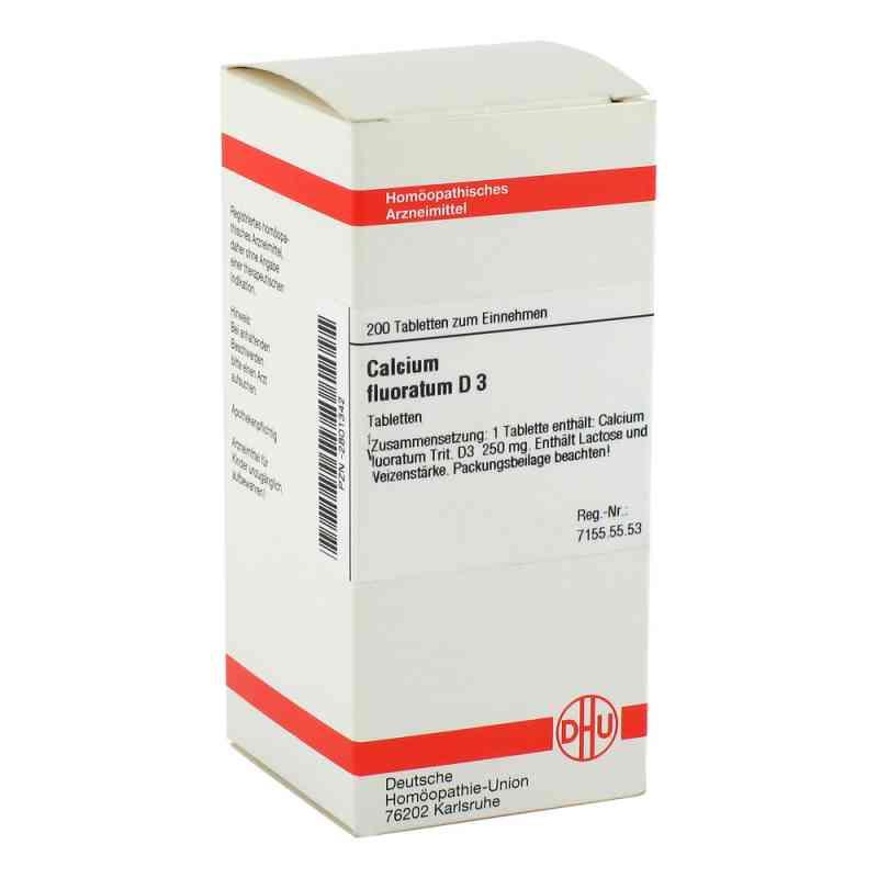 Calcium Fluoratum D3 Tabletten  bei apo-discounter.de bestellen