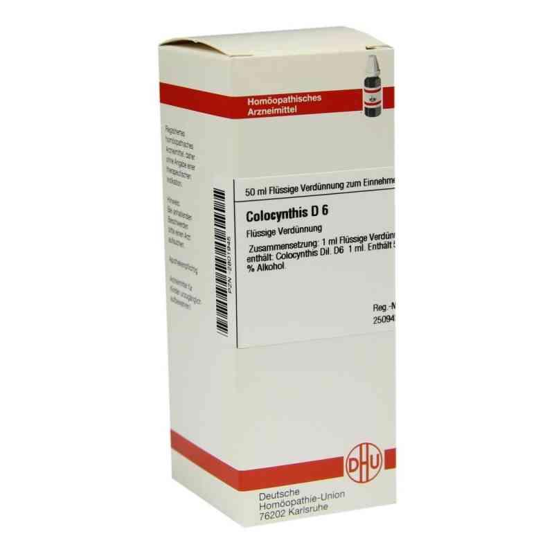 Colocynthis D6 Dilution  bei apo-discounter.de bestellen