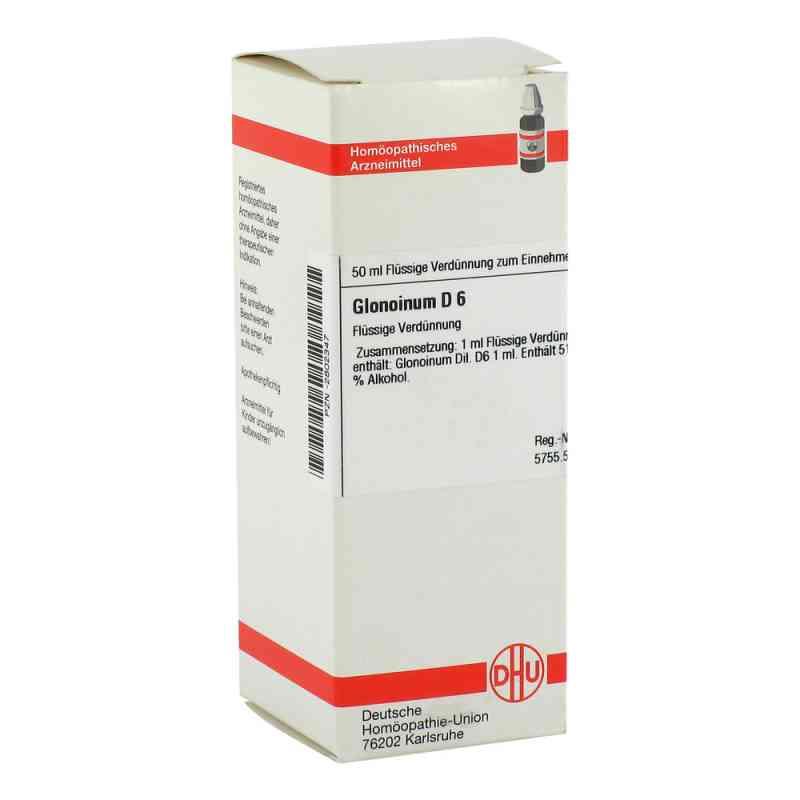 Glonoinum D6 Dilution  bei apo-discounter.de bestellen
