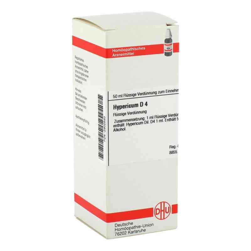 Hypericum D4 Dilution  bei apo-discounter.de bestellen