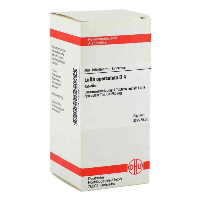 Luffa Operculata D4 Tabletten  bei apo-discounter.de bestellen