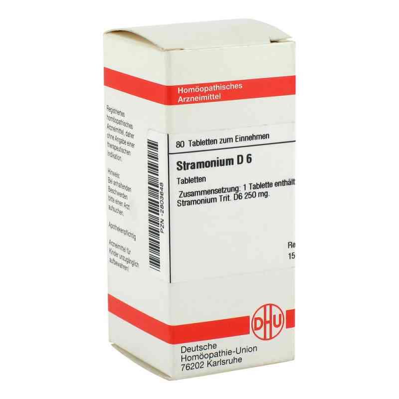 Stramonium D6 Tabletten  bei apo-discounter.de bestellen