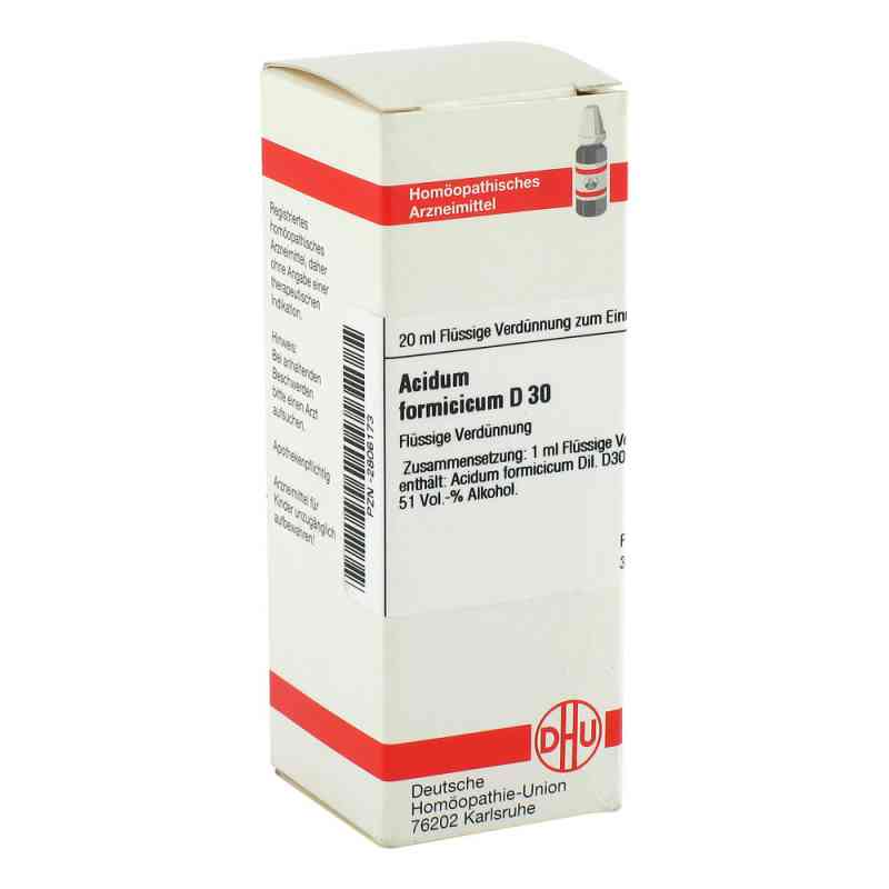Acidum Formicicum D30 Dilution  bei apo-discounter.de bestellen