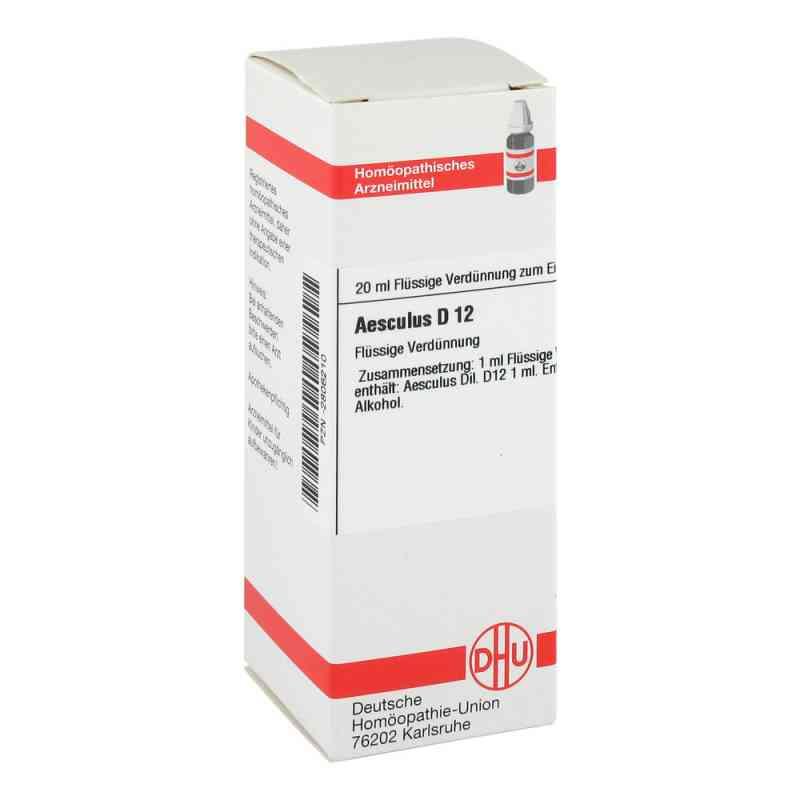Aesculus D12 Dilution  bei apo-discounter.de bestellen
