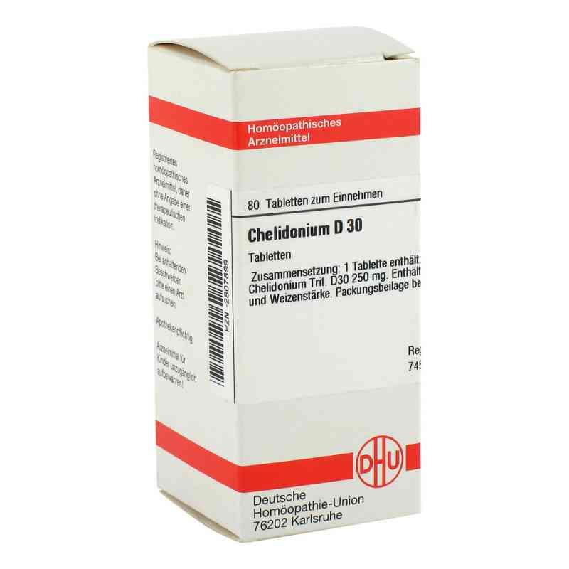 Chelidonium D30 Tabletten  bei apo-discounter.de bestellen