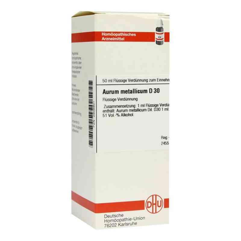 Aurum Metallicum D30 Dilution  bei apo-discounter.de bestellen