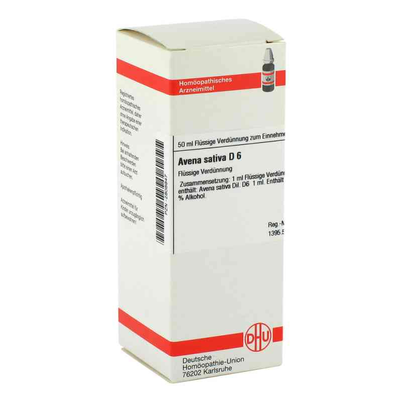Avena Sativa D6 Dilution  bei apo-discounter.de bestellen
