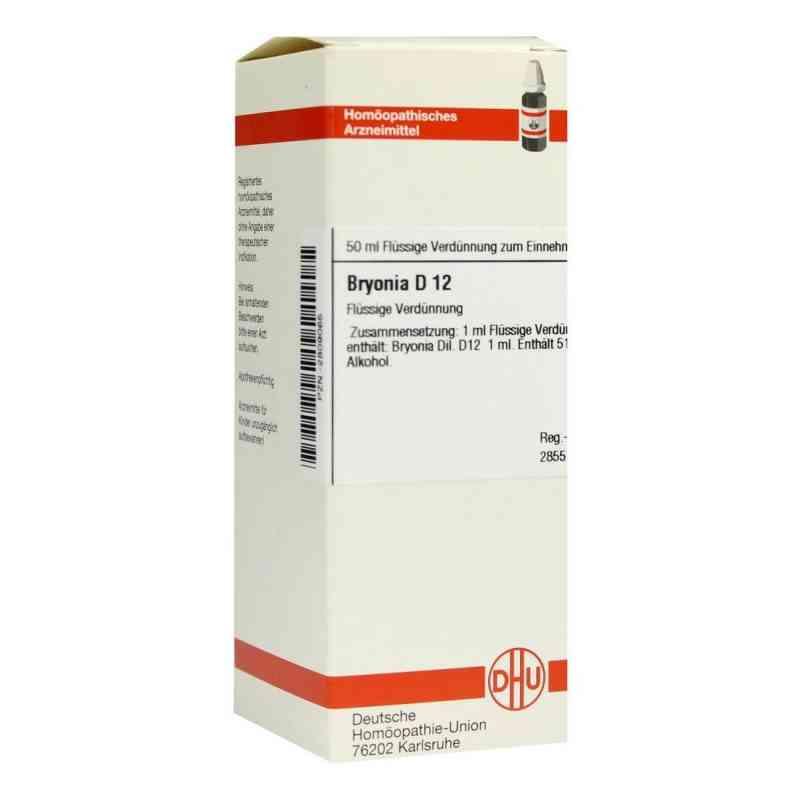 Bryonia D12 Dilution  bei apo-discounter.de bestellen