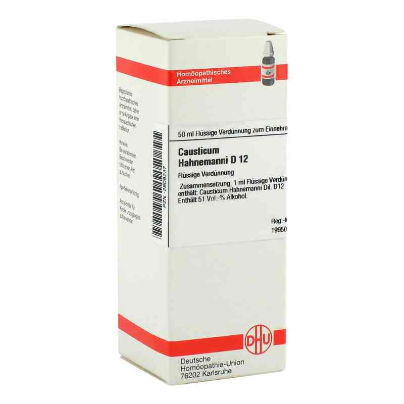 Causticum Hahnemanni D12 Dilution  bei apo-discounter.de bestellen