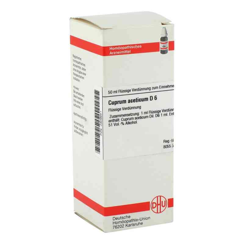 Cuprum Aceticum D6 Dilution  bei apo-discounter.de bestellen