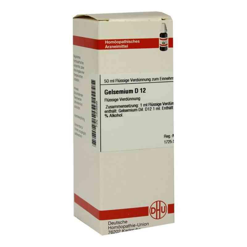 Gelsemium D12 Dilution  bei apo-discounter.de bestellen