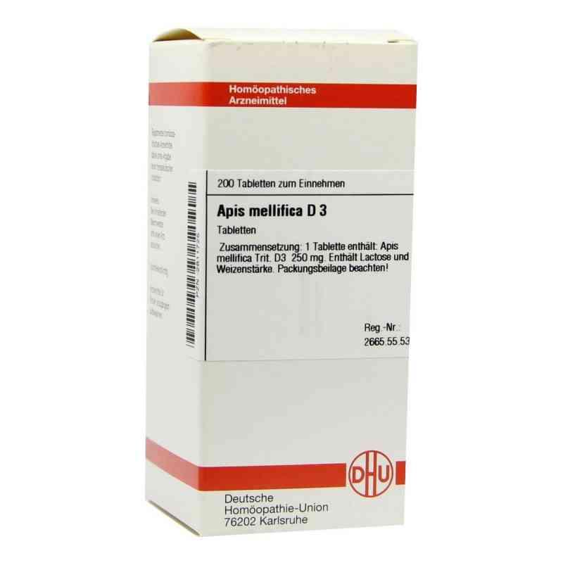 Apis Mellifica D3 Tabletten  bei apo-discounter.de bestellen