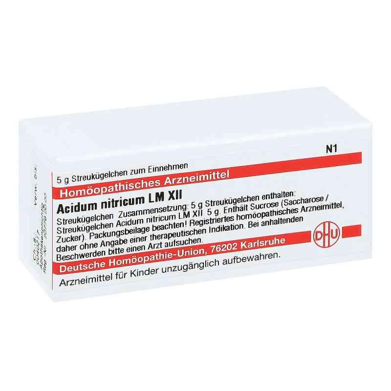 Lm Acidum Nitricum Xii Globuli  bei apo-discounter.de bestellen