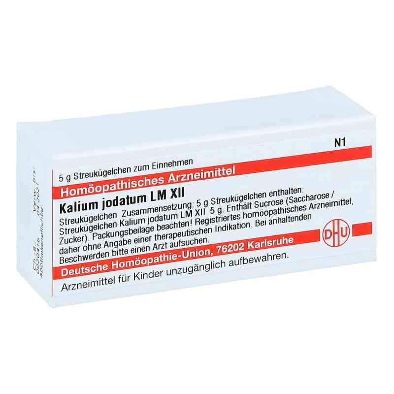 Lm Kalium Jodatum Xii Globuli  bei apo-discounter.de bestellen