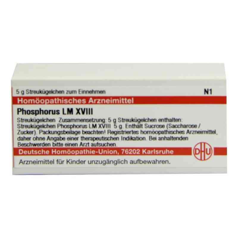 Lm Phosphorus Xviii Globuli  bei apo-discounter.de bestellen