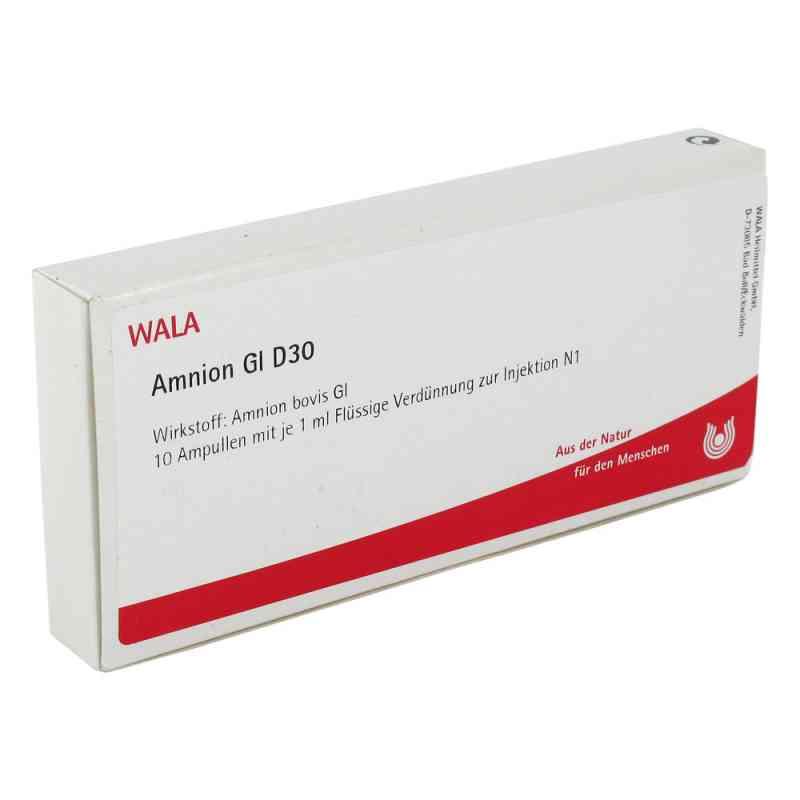 Amnion Gl D30 Ampullen  bei apo-discounter.de bestellen