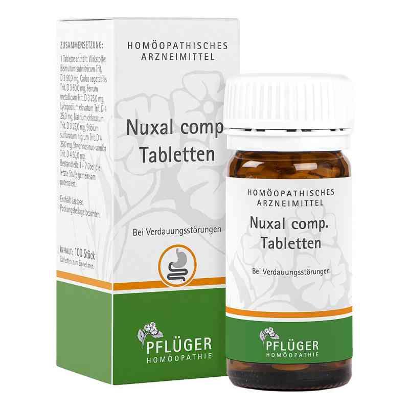 Nuxal compositus Tabletten  bei apo-discounter.de bestellen