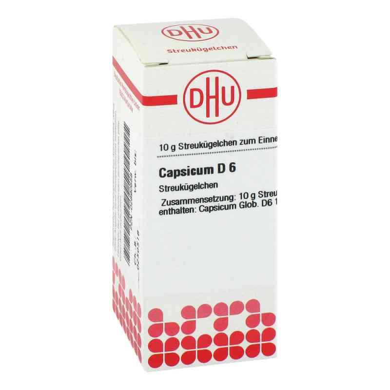 Capsicum D 6 Globuli  bei apo-discounter.de bestellen