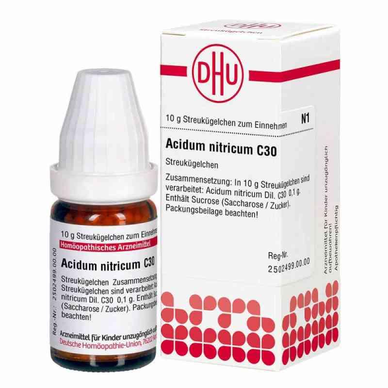 Acidum Nitricum C 30 Globuli  bei apo-discounter.de bestellen
