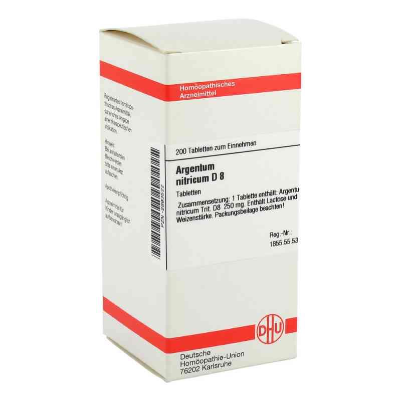 Argentum Nitricum D8 Tabletten  bei apo-discounter.de bestellen