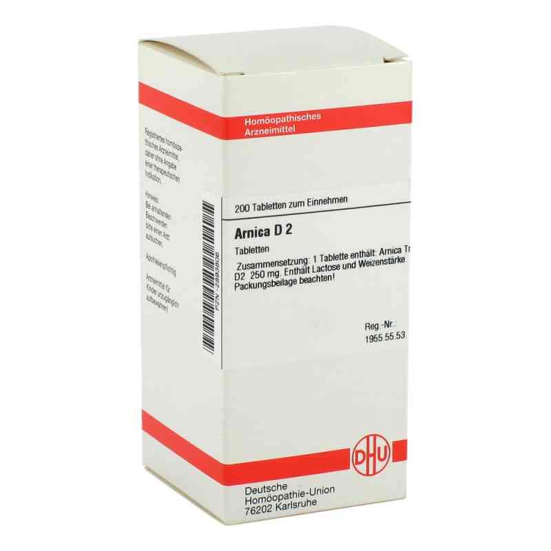 Arnica D2 Tabletten  bei apo-discounter.de bestellen