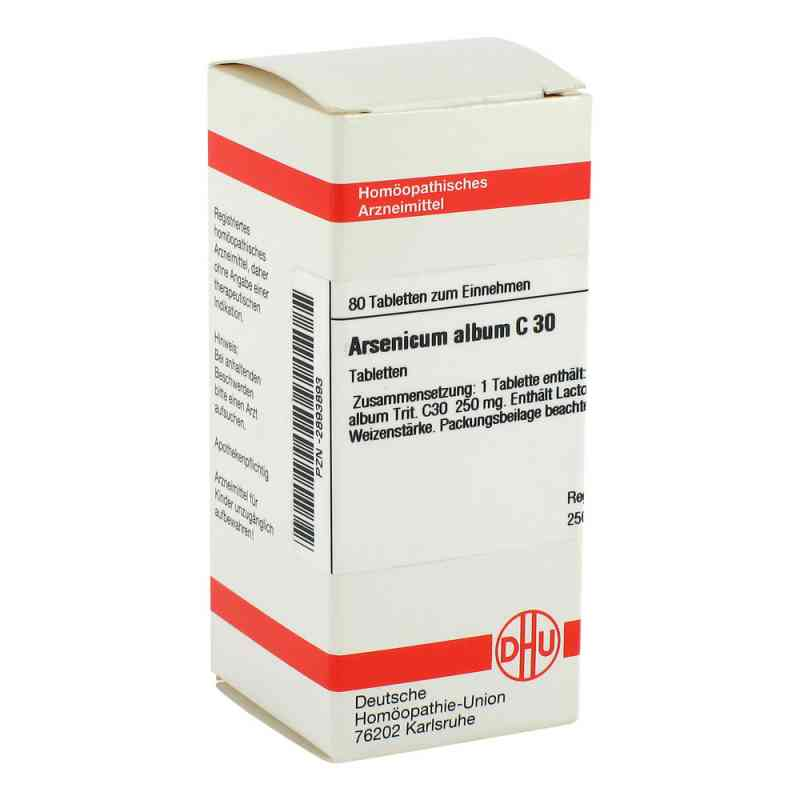 Arsenicum Album C30 Tabletten  bei apo-discounter.de bestellen