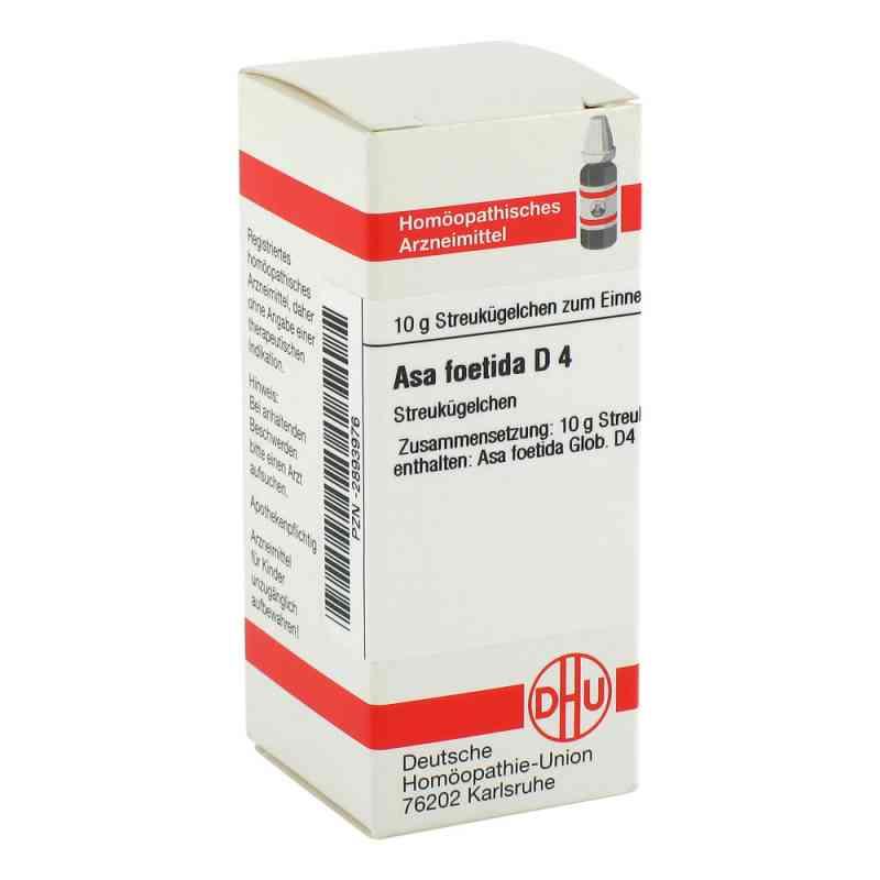 Asa Foetida D 4 Globuli  bei apo-discounter.de bestellen