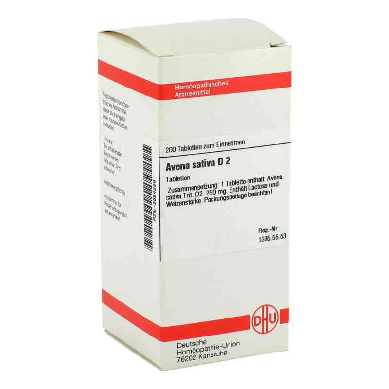 Avena Sativa D2 Tabletten  bei apo-discounter.de bestellen