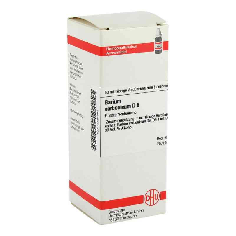 Barium Carbonicum D6 Dilution  bei apo-discounter.de bestellen