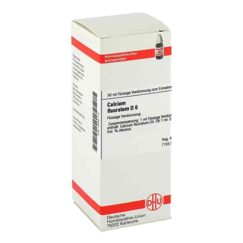 Calcium Fluoratum D6 Dilution  bei apo-discounter.de bestellen